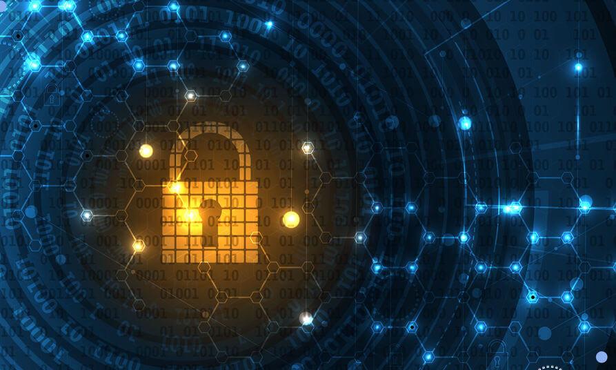 Digital Web Security with Lock