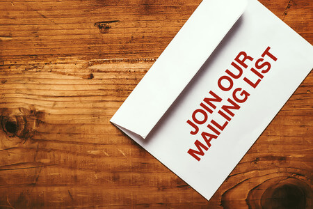 Use Lead Magnets to Build Your Mailing List